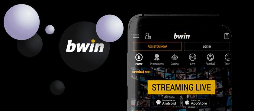 parier avec Bwin app